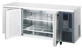 【送料無料】新品!ホシザキ コールドテーブル冷蔵庫 RT-180SDG-E-RML インバーター制御(右ユニットタイプ)