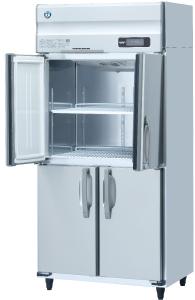 業務用厨房機器 送料無料 新品 ホシザキ 冷蔵庫 4枚扉 HR-90AT-ML 旧型番HR-90ZT-ML 特売 新商品 インバーター