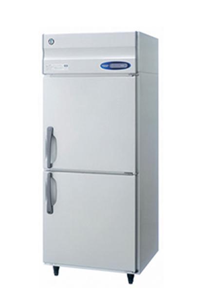 【送料無料】新品!ホシザキ 冷凍庫 インバーター 2枚扉 HF-75AT3(HF-75ZT3) (200V) 受