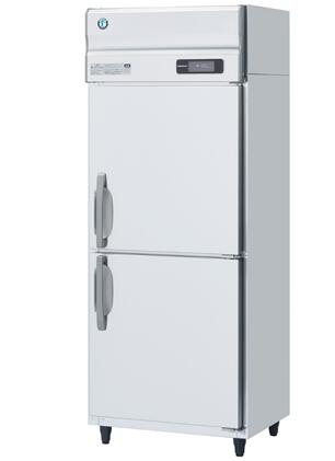 業務用厨房機器 送料無料 新品 ホシザキ HR-75LA 激安超特価 冷蔵庫 ご予約品 旧型番HR-75LZ 2枚扉