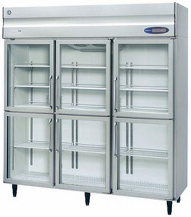【送料無料】新品!ホシザキ リーチイン冷蔵ショーケース RS-180z3-6G 受