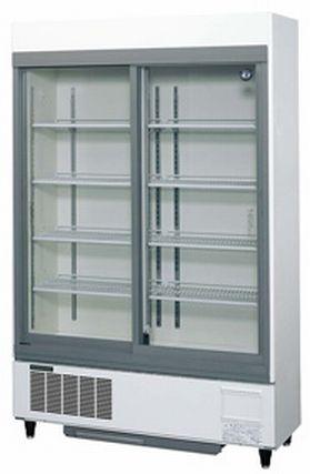 【送料無料】新品!ホシザキ リーチイン冷蔵ショーケース(白) RSC-120CT-1