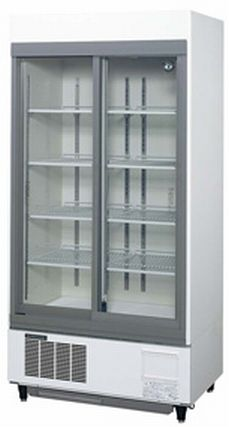 【送料無料】新品!ホシザキ リーチイン冷蔵ショーケース(白) RSC-90C-1
