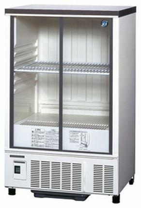 ホシザキ 冷蔵ショーケース 小型 スライド扉タイプ SSB-63DL【送料無料】【新品】