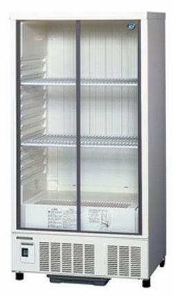 ホシザキ 冷蔵ショーケース 小型 スライド扉タイプ SSB-70D 【送料無料】【新品】