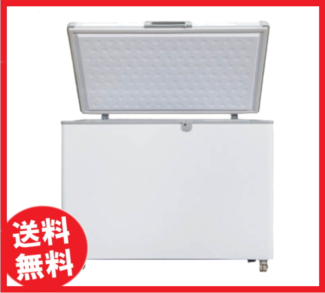 【送料無料】新品!ジェーシーエム(JCM) 冷凍ストッカー 310L W1104*D743*H852 JCMC-310