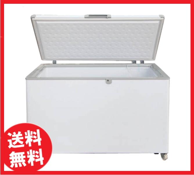 【送料無料】新品!ジェーシーエム(JCM) 冷凍ストッカー 385L W1314*D743*H852 JCMC-385