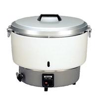 【送料無料】新品!リンナイ製 業務用ガス炊飯器(約5升) RR-50S1-F