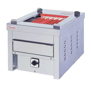 【送料無料】押切電機 卓上型 電気グリラー(卓上万能タイプ) ミニ・単相仕様 G-5T