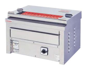 【送料無料】押切電機 卓上型 電気グリラー(串焼卓上タイプ) ミニ・単相仕様 GK-4T