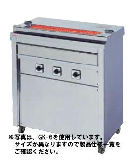【送料無料】押切電機 スタンド型 電気グリラー (串焼きタイプ) GK-8