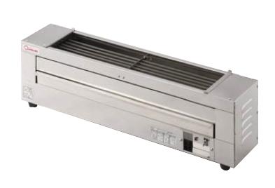 【送料無料】押切電機 小型卓上 電気串焼きグリラー(下火焼) KG-64MA