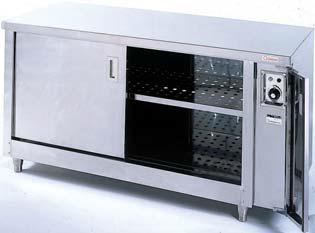 【送料無料】押切電機 電気ディッシュウォーマー・テーブル(片側開戸タイプ) ODW-960