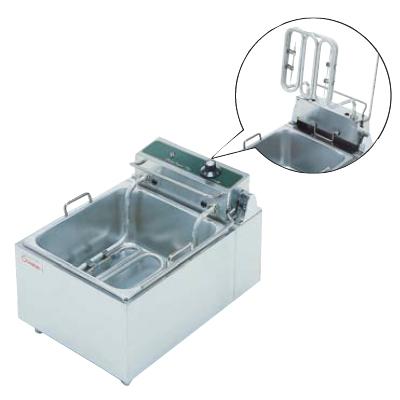 【送料無料】押切電機 卓上型 電気フライヤー(ミニタイプ) スイングタイプ OFT-300