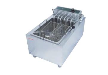 【送料無料】押切電機 卓上型 電気フライヤー(スイング式) OFT-400