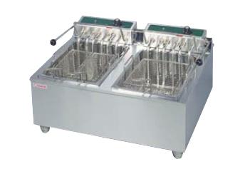 【送料無料】押切電機 卓上型 電気フライヤー(スイング式) OFT-600W