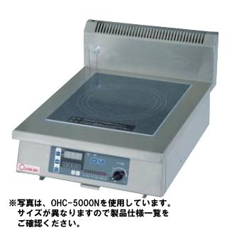 【送料無料】押切電機 卓上型 電磁調理器 OHC-3000N