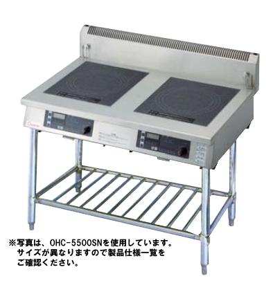 【送料無料】押切電機 スタンド型 電磁調理器 OHC-3300SN