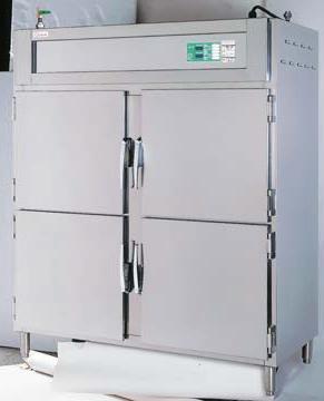 【送料無料】押切電機 電気温蔵庫(前面開扉タイプ 上・下2枚扉 標準型) OHS-150-TA