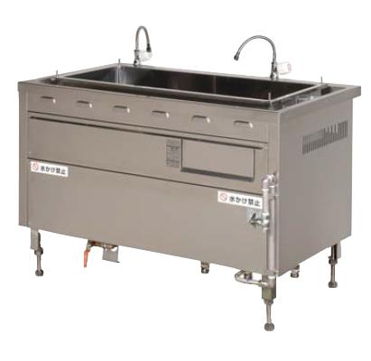 【送料無料】押切電機 電気ゆで麺器 (ゆで釜タイプ) OPB-280BR