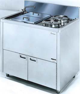 【送料無料】押切電機 電気ゆで麺機 OPB-90A