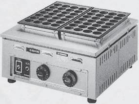 【送料無料】押切電機 電気たこ焼器 OTG-2
