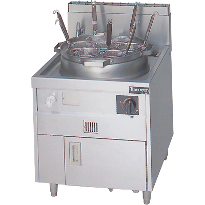【送料無料】新品!マルゼン ラーメン釜 ゆで麺機 MR-31M
