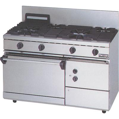 【新品】マルゼン RGR-1264C NEWパワークックガスレンジ(4口) RGR-1264C, select shop HK/エイチケー:d75fc96c --- sunward.msk.ru