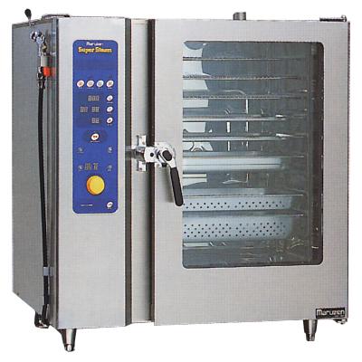 【送料無料】新品!マルゼン 電気式 スチームコンベクションオーブン SSC-10SCNU