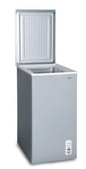 【送料無料】新品!三ツ星 チェスト型 冷凍ストッカー (63L) MA-6063