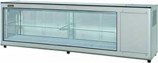 【送料無料】新品!ネスター 冷蔵ディスプレイケース 片面スライド(143L・右ユニット)RDC-181R355