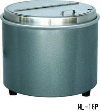 【送料無料】新品!熱研 スープウォーマー(16L) NL-16P