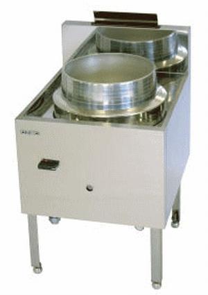 【送料無料】新品!オザキ ガスはがま式めんゆで機 W600*D700*H750(mm)