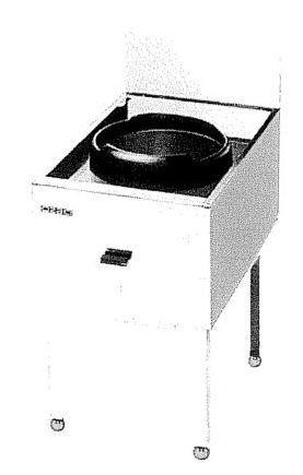 【送料無料】新品!オザキ ガス中華レンジ(3口)W500*D750*H750(mm) OZ50-75CTC