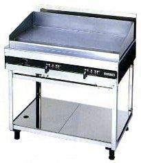 【送料無料】新品!オザキガステーブル(フライトップ)W900*D600*H800(mm)OZ90-60FTD