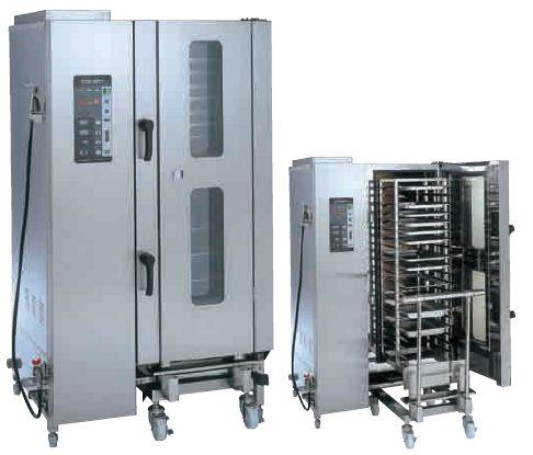 【送料無料】新品!オザキ ガススチームコンベクションオーブン W1000*D850*H1780(mm) OZCSO-390