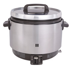 【送料無料】新品!パロマ製 ガス炊飯器(約2升) PR-360SS