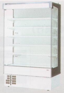 【送料無料】新品!サンデン 冷蔵ショーケース(オープン)(445L) RS-TG4Z