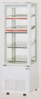 【送料無料】新品!サンデン 冷蔵ショーケース(HOT&COLD)(137L) SPAS-H521X