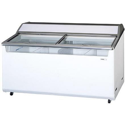 【送料無料】新品!パナソニック(旧サンヨー) 冷凍ショーケース クローズド型 SCR-151DNA