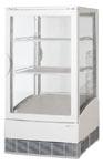 【送料無料】新品!パナソニック(旧サンヨー) 卓上冷蔵ショーケース SMR-C75