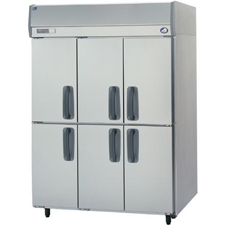 【送料無料】新品!パナソニック(旧サンヨー) 冷凍庫 W1460*D650*H1950mm SRF-K1563-3A (旧 SRF-K1563-3)