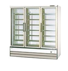 【送料無料】新品!パナソニック(旧サンヨー) 冷凍ショーケース (990L) SRL-6075N