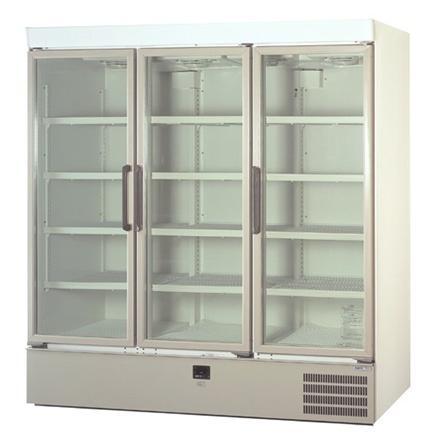 【送料無料】新品!パナソニック(旧サンヨー) 冷蔵ショーケース (1129L) SRM-661NA