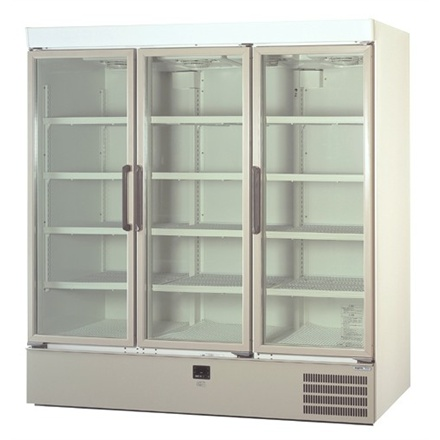 【送料無料】新品!パナソニック(旧サンヨー) 冷蔵ショーケース (1129L) SRM-663NA