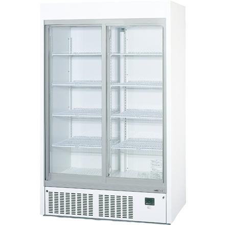 【送料無料】新品!パナソニック(旧サンヨー) 冷蔵ショーケース (424L) SRM-RV419SA