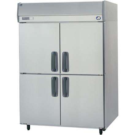 【送料無料】新品!パナソニック(旧サンヨー) 冷蔵庫 W1460*D650*H1950 SRR-K1561S(旧 SRR-J1561VSA)