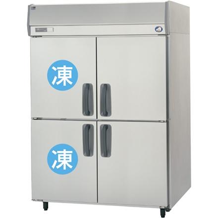 【送料無料】新品!パナソニック(旧サンヨー) 2冷凍2冷蔵庫 W1460*D800 SRR-K1581C2 (旧 SRR-J1581C2VA)
