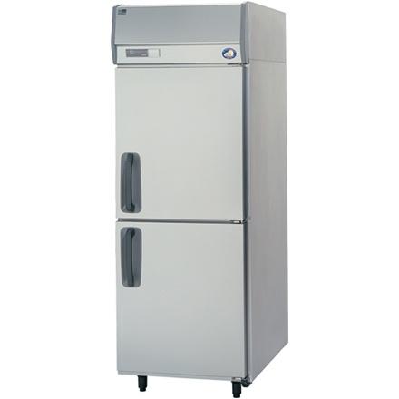 【送料無料】新品!パナソニック(旧サンヨー) 冷蔵庫 W745*D650*H1950mm SRR-K761 (旧 SRR-J761VA)