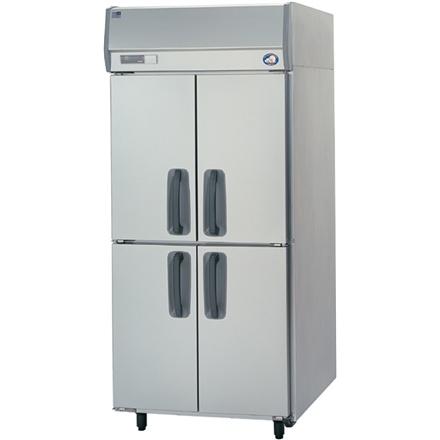 【送料無料】新品!パナソニック(旧サンヨー) 冷蔵庫 W900*D650*H1950mm SRR-K961S (旧 SRR-J961VSA)
